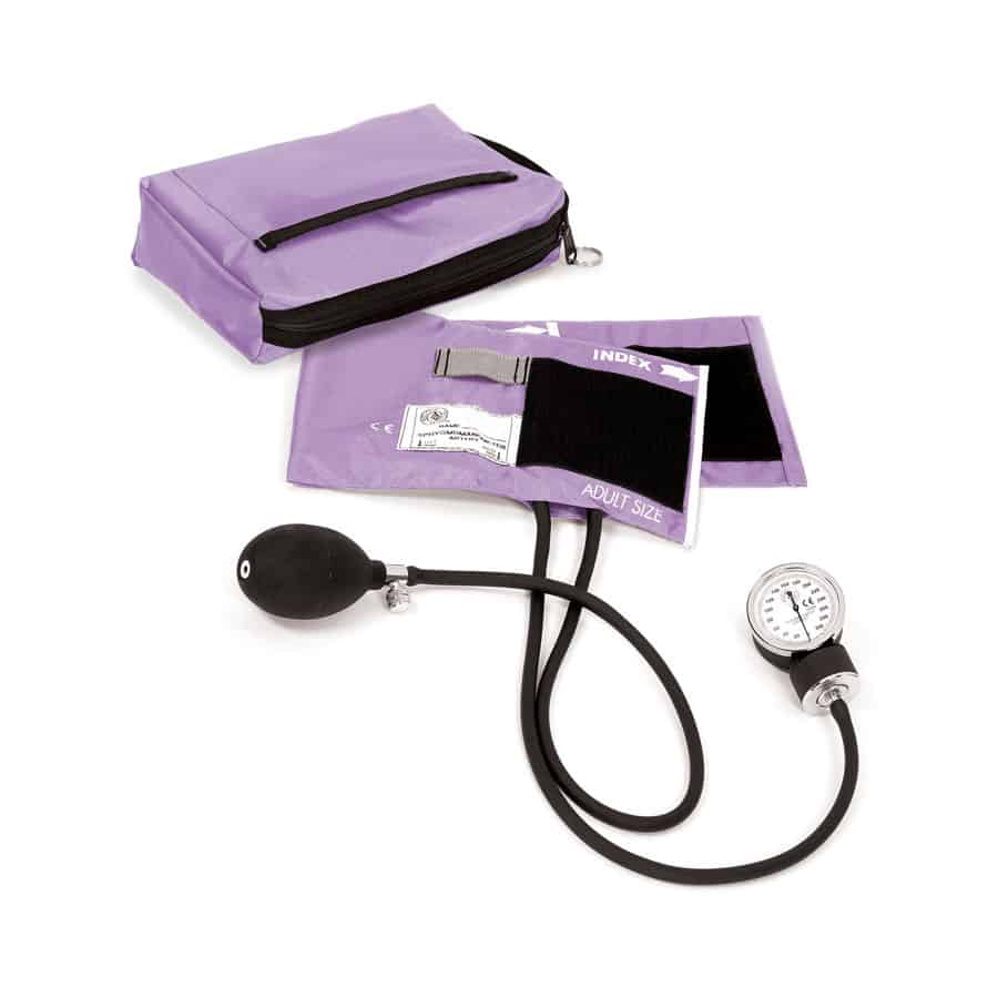 Premium X-Large Adult Aneroid Sphygmomanometer