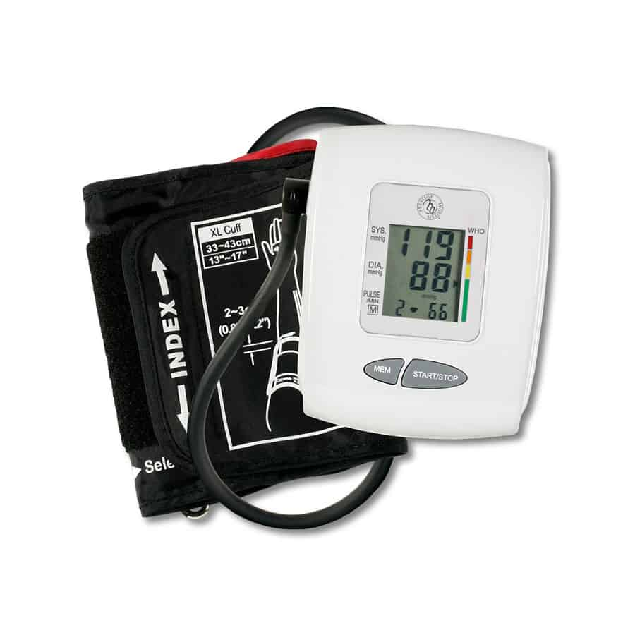 Healthmate® Digital Blood Pressure Monitor - Large Adult