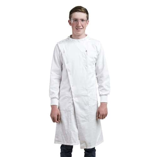 Howie Lab Coat